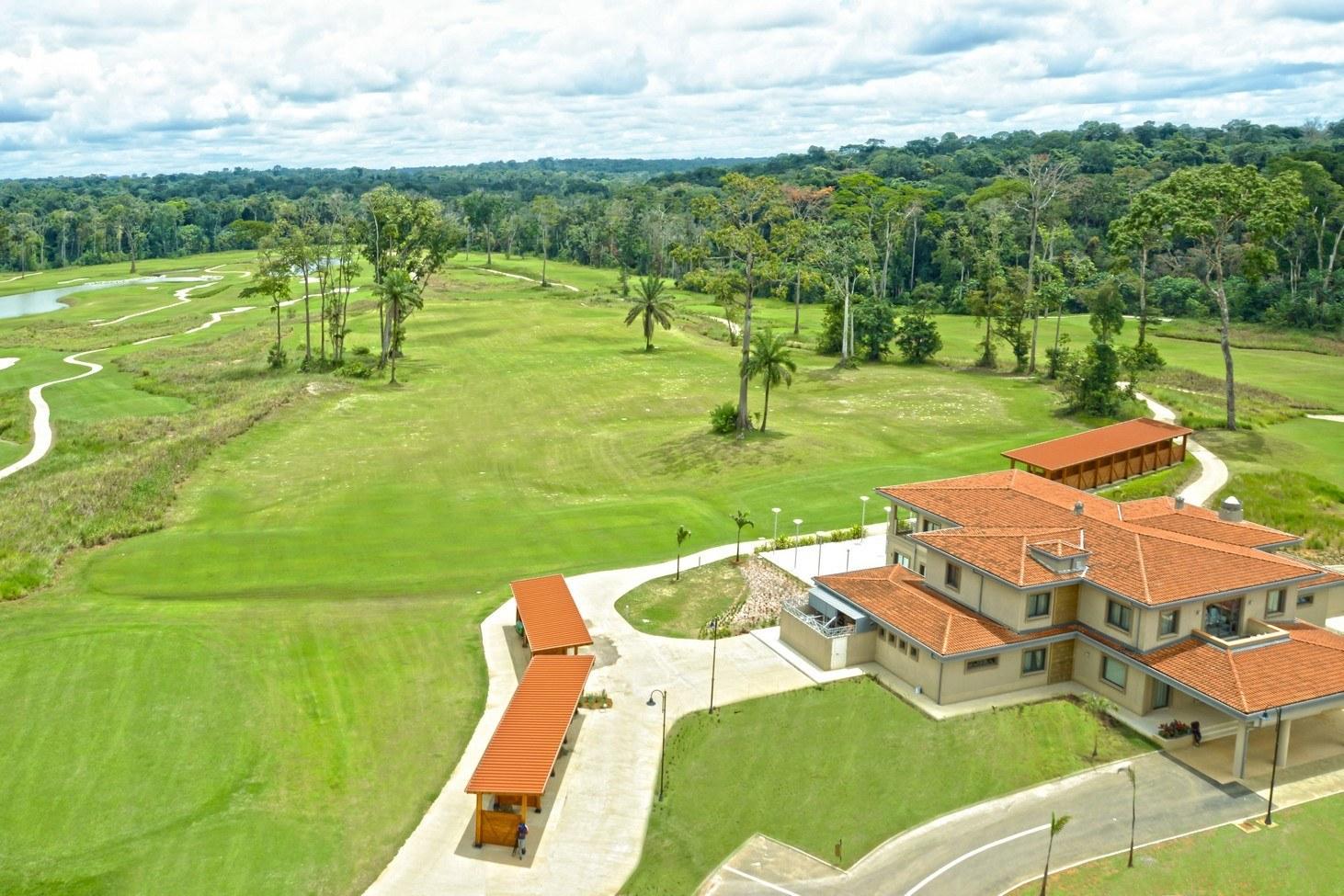 Golf Grand Hotel Djibloho