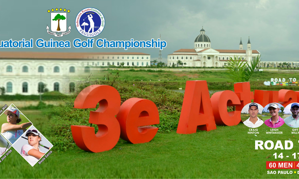 3e Actuaries Open Golf Championship Equatorial Guinea