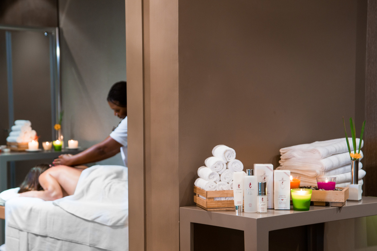 Massage Room Spa Amp Gym Photo Gallery Grand Hotel